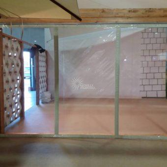 infissi finestre laterali scorrevoli