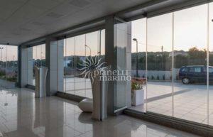 vetrate panoramiche